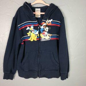 🐢Disney jacket size S(6-7)